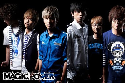 Magic Power Taiwan band MV