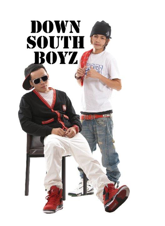 """Down South Boyz 壞""""南""""孩"""