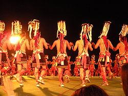 Traditional Taiwan Folk Music: Naluwan