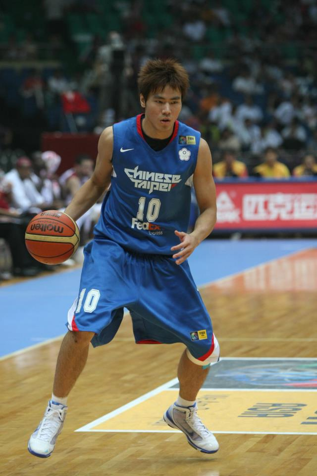 Jet Chang Taiwan Basketball