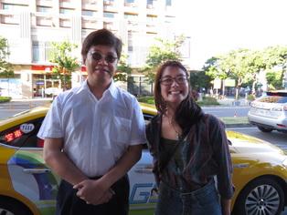 Taxi Diary Taipei Tours