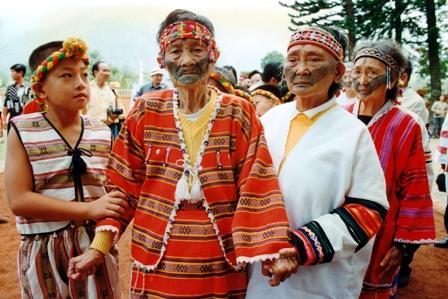 Aborigines in Taiwan